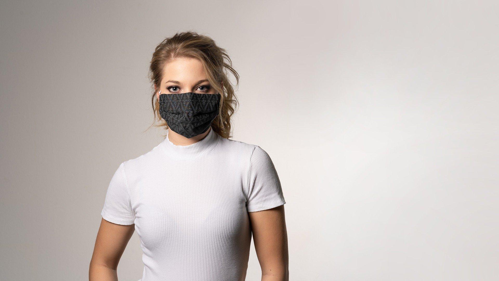 Procedimentos na parte superior da face crescem com uso de máscaras